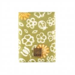 Porta carte di credito a libretto Sunflower - Thun