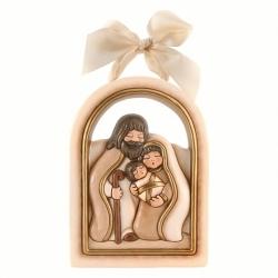 Formella Sacra Famiglia - Thun