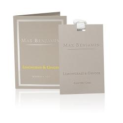 Tessera, Lemongrass & Ginger - Max Benjamin