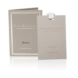 Tessera, Dodici - Max Benjamin