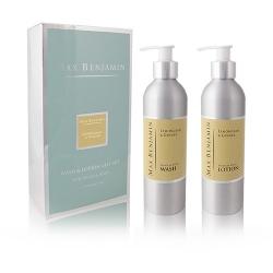 Crema bagno e corpo, Lemongrass & Ginger - Max Benjamin
