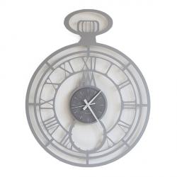 Orologio Big Cipollone, Alluminio - Arti e Mestieri