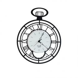 Orologio Cipollino, Nero - Arti e Mestieri