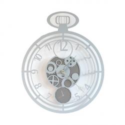Orologio Cipollone, Alluminio - Arti e Mestieri