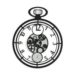Orologio Cipollone, Nero - Arti e Mestieri