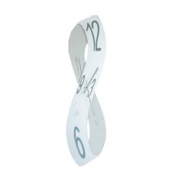 Orologio Infinity, Alluminio - Arti e Mestieri