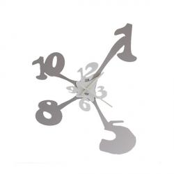 Orologio Tira e Molla, Ardesia e Alluminio - Arti e Mestieri