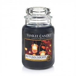 Autumn Night Giara Grande - Yankee Candle