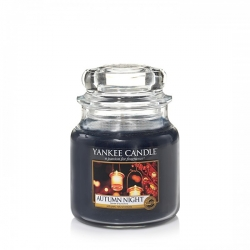 Autumn Night Giara Media - Yankee Candle