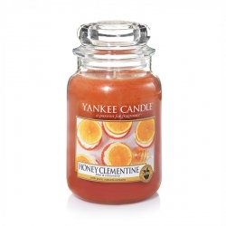Honey Clementine Giara Grande - Yankee Candle