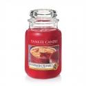 Rhubarb Crumble, Giara Grande - Yankee Candle