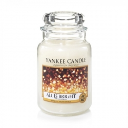All is Bright Giara Grande - Yankee Candle