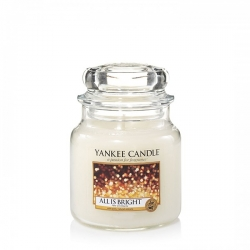 All is Bright Giara Media - Yankee Candle
