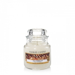 All is Bright Giara Piccola - Yankee Candle