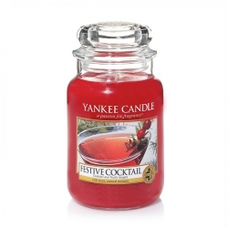 Festive Cocktail Giara Grande - Yankee Candle