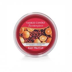 Ricarica MeltCup per profumatore elettrico Scenterpiece, Mandarin Cranberry - Yankee Candle
