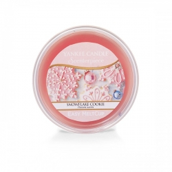 Snowflake Cookie, Ricarica MeltCup per profumatore elettrico Scenterpiece - Yankee Candle