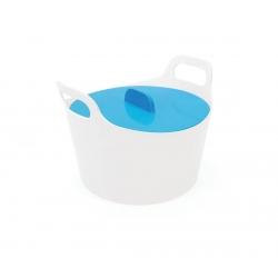 My Cocotte, Pentola induzione Cm. 24 blu - Cookut