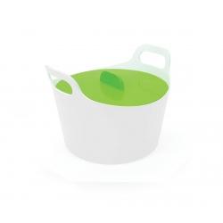 My Cocotte, Pentola induzione Cm. 24 verde - Cookut