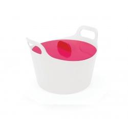 My Cocotte, Pentola induzione Cm. 24 rosa - Cookut