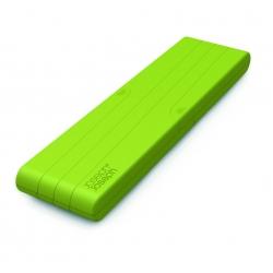 Stretch, Sottopentola estensibile in silicone e nylon verde - Joseph Joseph