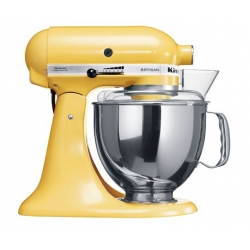 Planetaria, Robot KitchenAid Artisan, Giallo - KitchenAid