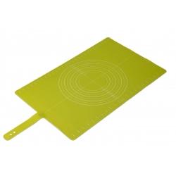 Roll-up mat, Tappetino silicone verde - Joseph Joseph