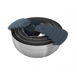 Nest steel 100, Ciotole in acciaio - Joseph Joseph