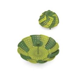 Lotus, Cestello per cottura a vapore pieghevole verde - Joseph Joseph