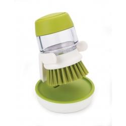 Pulm brush, Spazzola per piatti verde - Joseph Joseph
