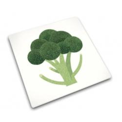 Broccoli, Tagliere in vetro - Joseph Joseph