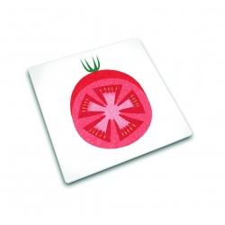 Red tomato, Tagliere in vetro - Joseph Joseph