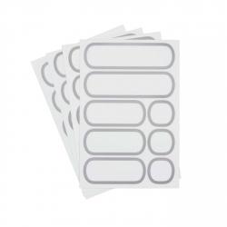 Removable labels, Etichette removibili - Oxo