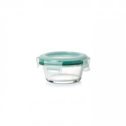 Glass container, Contenitore in vetro Lt. 0,24 - Oxo