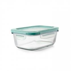 Glass container, Contenitore in vetro Lt. 0,85 - Oxo