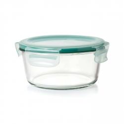 Glass container, Contenitore in vetro Lt. 0,4 - Oxo