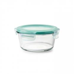 Glass container, Contenitore in vetro Lt. 0,475 - Oxo