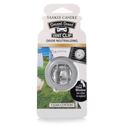 Clean Cotton Smart Scent - Yankee Candle
