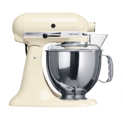 Planetaria, Robot KitchenAid Artisan, Crema - KitchenAid