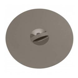 Coperchio Universale Silicone Cm. 29 Grigio - Wmf