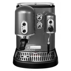 """Macchina caffè espresso Artisan, Grigio Metallizzato """"KitchenAid"""""""