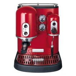 """Macchina caffè espresso Artisan, Rossa """"KitchenAid"""""""