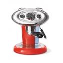 Macchina da caffè a capsule X7.1 iperespresso illy, Rossa - illy