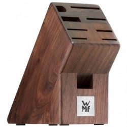 Blocco porta coltelli legno noce, Knive - Wmf