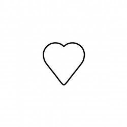 Tagliabiscotto cuore Cm. 5 - Kaiser