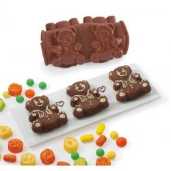 Multiporzione orso Teddy - Pavoni