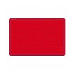 Copertura placca Cm. 40x30, Flex Red - Kaiser