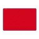 Spianatoio pasta Xl Cm. 60x40, Flex Red - Kaiser