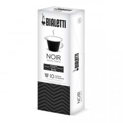 Capsule caffè compatibili Nespresso, Noir - Bialetti
