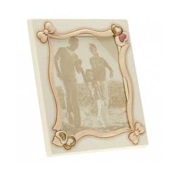 Portafoto maxi da parete/ appoggio cuore - Thun